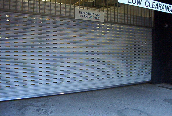 Roller Shutter Door Ventilated And Powdercoated. Ideal For Carparks. & Ventilation Roller Doors u0026 Fair Dinkum 22 Degree Barn Style Window ... pezcame.com